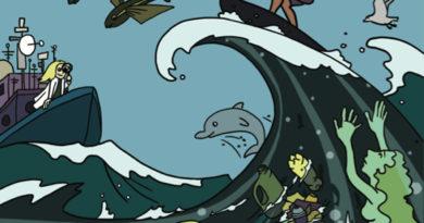Alles im Fluss – Sommerferienworkshop im Theater Zeppelin: Theater und Umwelt